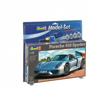 Revell 1:24 Porsche 918 Model Araba Spyder
